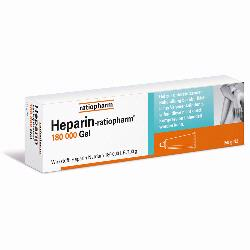 HEPARIN RATIOPHARM 60000